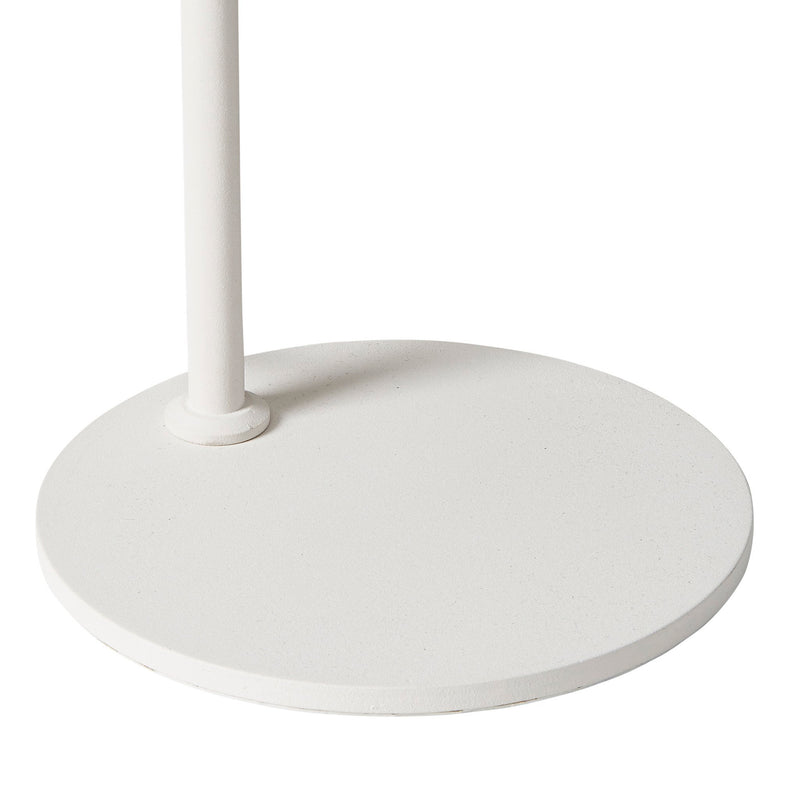 ORION TABLE LAMP in WHITE (E27/40W)
