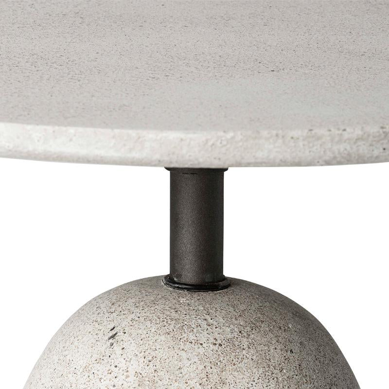 KELLAN GREY OUTDOOR SIDE TABLE