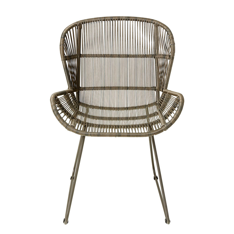 AZUL VOLCANO OUTDOOR DINING CHAIR
