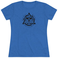 Load image into Gallery viewer, Black Emblem Women's Triblend Tee