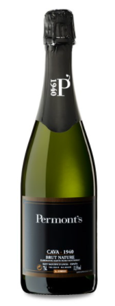 Cava Conde Valicourt Permonts Brut Nature