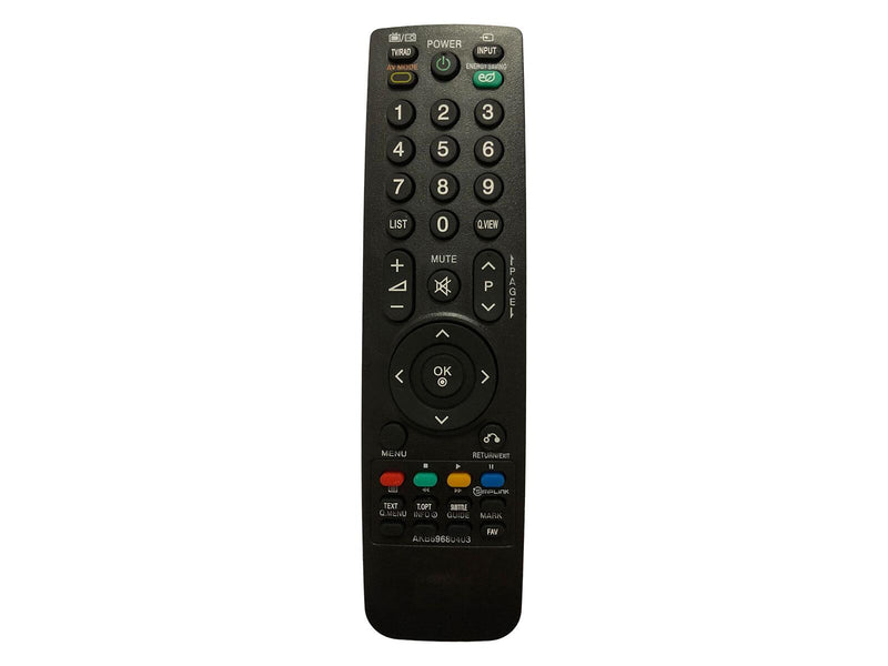 codalux Remote Control for LG AKB69680403 -