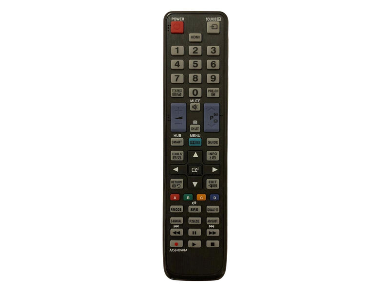 codalux Remote Control for SAMSUNG AA59-00508A, AA5900508A -