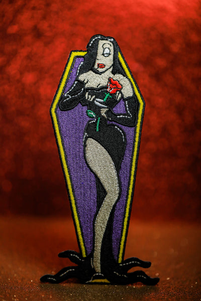 Morticia rabbit patch