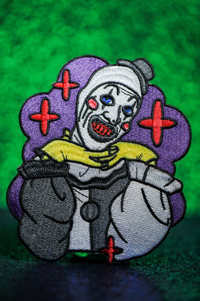Kawaii Clown patch