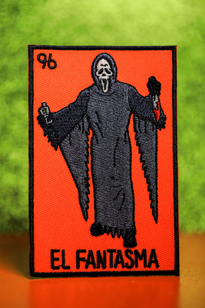El Fantasma patch