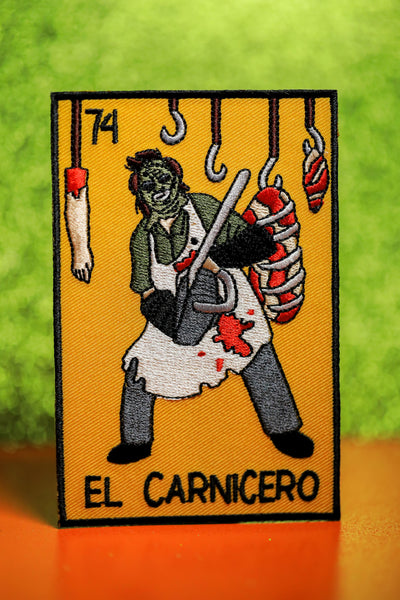 El Carnicero patch