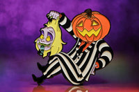 Beetlejuice Pin