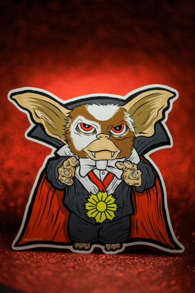 Count Gizmo Sticker