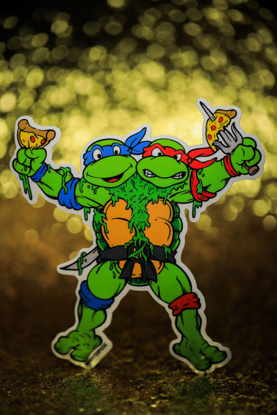 Leo/Raph sticker