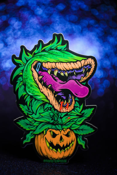 Audrey II Sticker