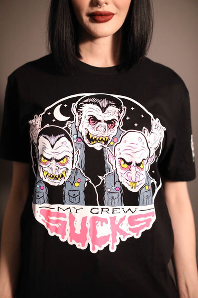My Crew Sucks Shirt