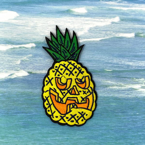 Pineapple Face Patch