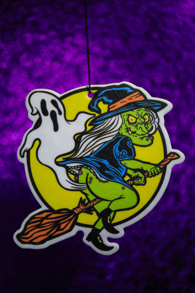 Ghost Fart Witch air fresheners