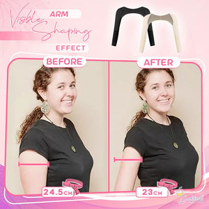 Arm Shaping Sleeves With Posture Support