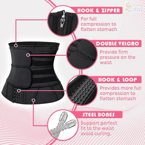 ActiveSweat™ Adjustable Waist Slimming Trimmer
