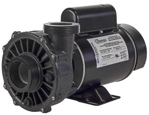 "Waterway Hi-Flo 2 HP Single Speed 2"" Intake Pool Pump - 3410830-10-Aqua Supercenter Pool Supplies"