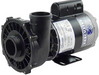 "Waterway Executive 5.0 HP 2 Speed 56 Frame 2"" Pool Pump - 3722021-1D-Aqua Supercenter Pool Supplies"