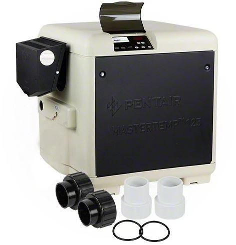Pentair MasterTemp 125,000 BTU Propane Heater - 461060-Aqua Supercenter Pool Supplies