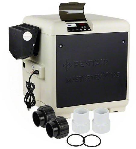 Pentair MasterTemp 125,000 BTU Propane Heater - 461061-Aqua Supercenter Pool Supplies