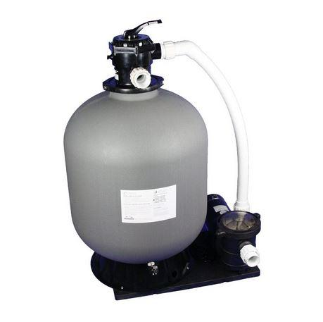 Advantage Above Ground Pool Pump and Sand Filter Pack - 1 HP