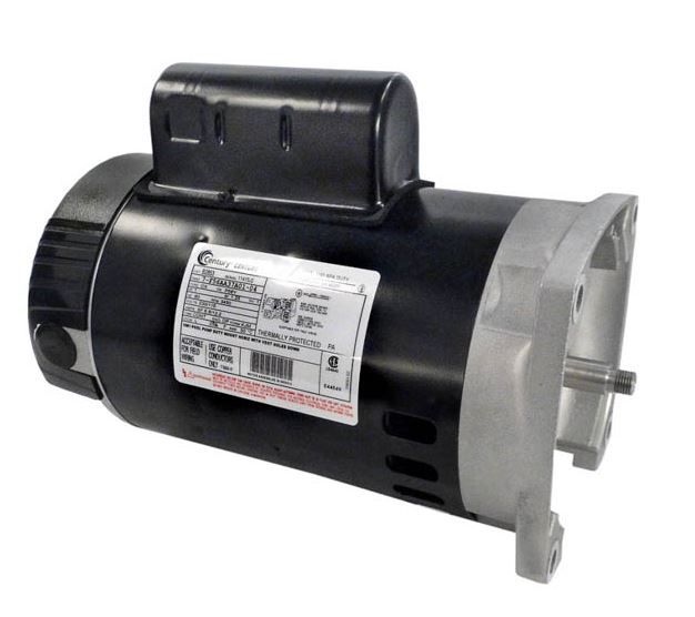 AO Smith Centurion 1081 Square Flange Up Rated Motor 1 HP - B2853