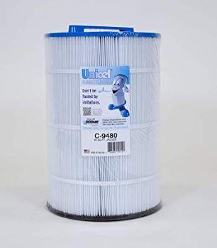 Unicel Jacuzzi Replacement Filter Cartridge - Sherlock 80 sq ft