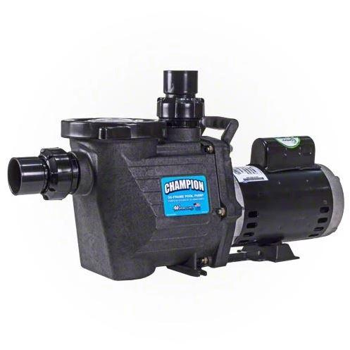 Waterway Champion .75 HP Pump - Energy Efficient - CHAMPE-107-Aqua Supercenter Pool Supplies