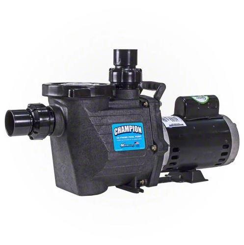 Waterway Champion 3 HP Pump - Energy Efficient  - CHAMPE-130-Aqua Supercenter Pool Supplies