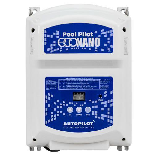 AutoPilot Pool Pilot Eco Nano Salt Chlorine Generator - EN2-Aqua Supercenter Pool Supplies