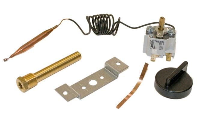 Hayward H-series Heater Thermostat & Knob - HAXTST1930