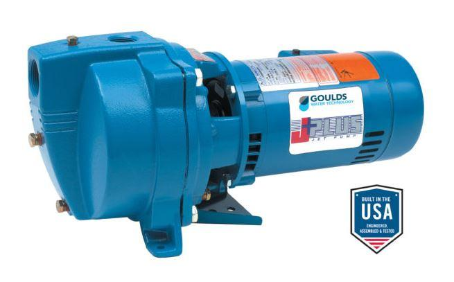 Goulds 1 HP Shallow Well Pump - J10S-Aqua Supercenter Pool Supplies