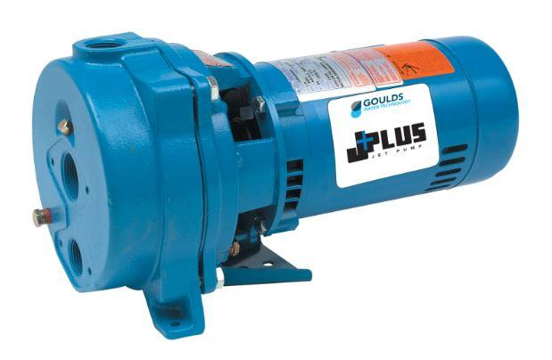 Goulds 1/2 HP Convertible Well Pump - J5-Aqua Supercenter Pool Supplies