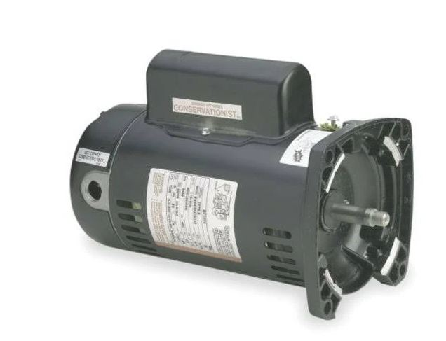 AO Smith 3/4 HP 115-230V Whisperflo 2 Speed Replacement Motor - SQS1072R
