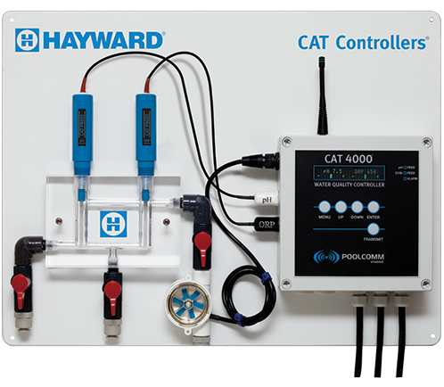 Hayward CAT 4000 Standard Package with Wifi Transceiver - W3CAT4000WIFI-Aqua Supercenter Pool Supplies