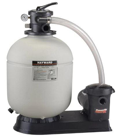 Hayward Filter with PowerFlo Matrix 1HP Pump - W3S180T92S
