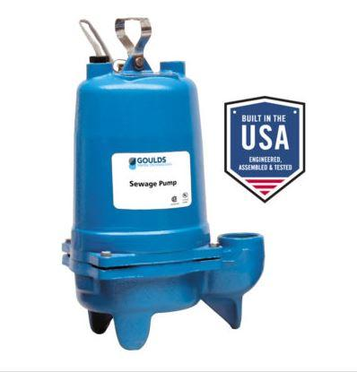 Goulds 1/2 HP 115V 1 Phase WST Pump - WS0511B-Aqua Supercenter Pool Supplies