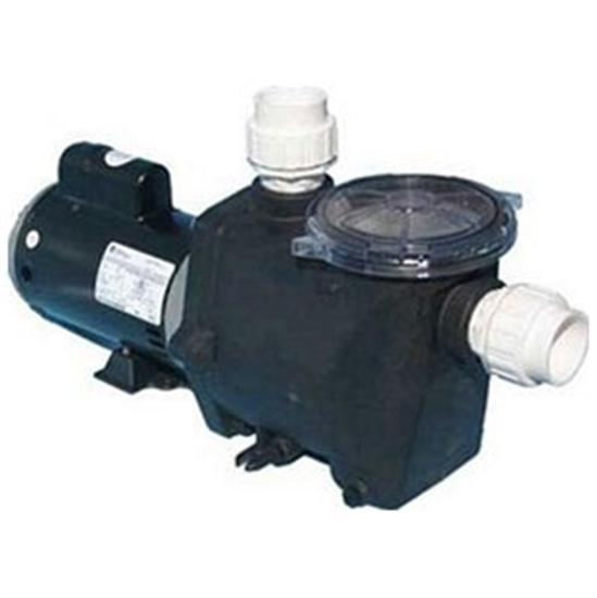 Advantage Quiet Flo In-Ground Pool Pump 3/4 HP-Aqua Supercenter Outlet - Discount Swimming Pool Supplies
