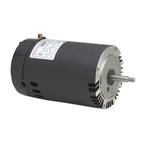 AO Smith Magnatek 1.5 HP Up Rated Threaded Shaft Pump Motor-Aqua Supercenter Outlet - Discount Swimming Pool Supplies