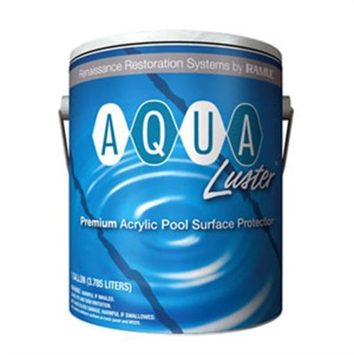 AquaLuster Acrylic Paint - Dawn Blue-Aqua Supercenter Outlet - Discount Swimming Pool Supplies