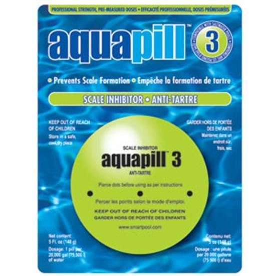 AquaPill 3 - Stain and Scale Prevention-Aqua Supercenter Outlet - Discount Swimming Pool Supplies