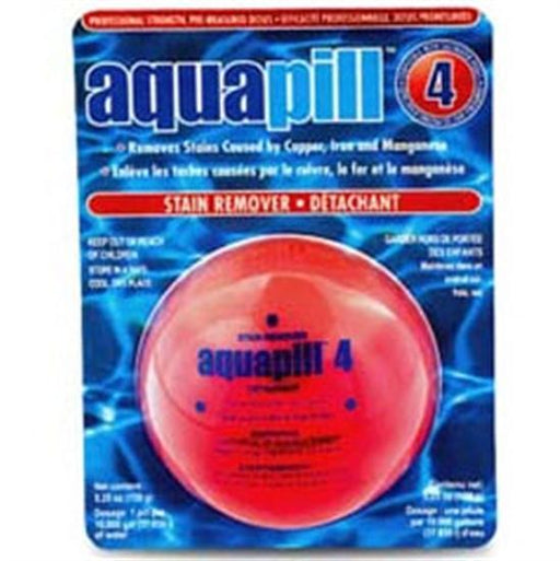 AquaPill 4 - Stain Remover-Aqua Supercenter Outlet - Discount Swimming Pool Supplies