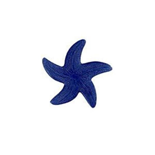 Artistry In Mosaics Aquatic Line Baby Dark Blue Starfish Mosaic Tile-Aqua Supercenter Outlet - Discount Swimming Pool Supplies