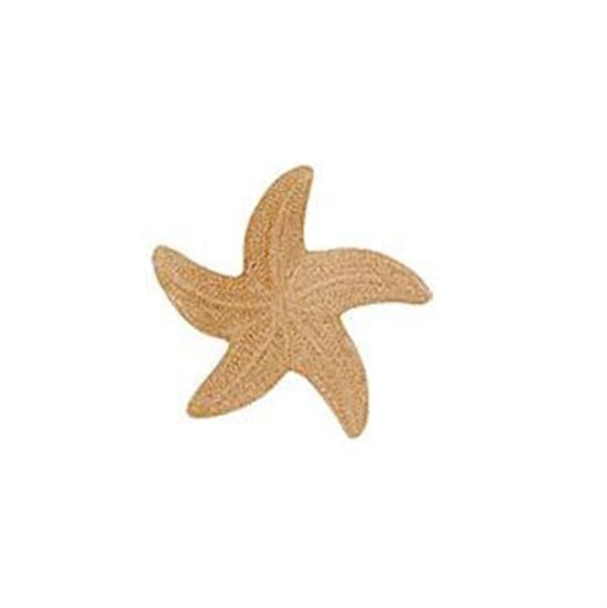 Artistry In Mosaics Aquatic Line Baby Tan Starfish Mosaic Tile-Aqua Supercenter Outlet - Discount Swimming Pool Supplies