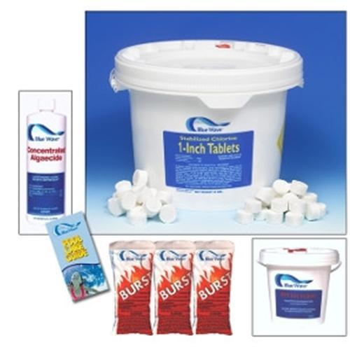 "BlueWave 1"" Tablet Chemical Sample Kit-Aqua Supercenter Outlet - Discount Swimming Pool Supplies"