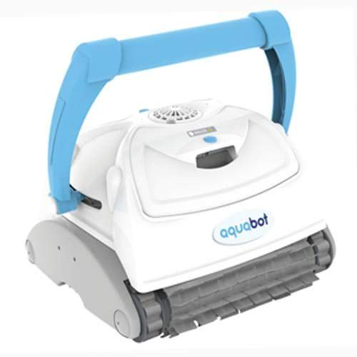 Aquabot Breeze IQ Robotic In-Ground Pool Cleaner - ABREIQ-Aqua Supercenter Pool Supplies