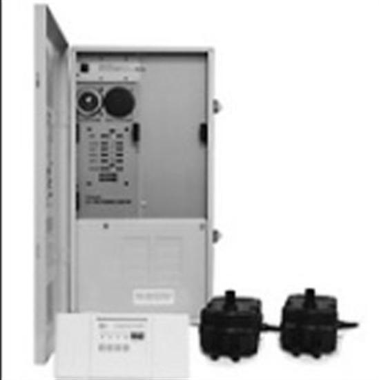 Compool Control System Filter + 3 Aux - 4 Circuit Breaker Cap.-Aqua Supercenter Outlet - Discount Swimming Pool Supplies