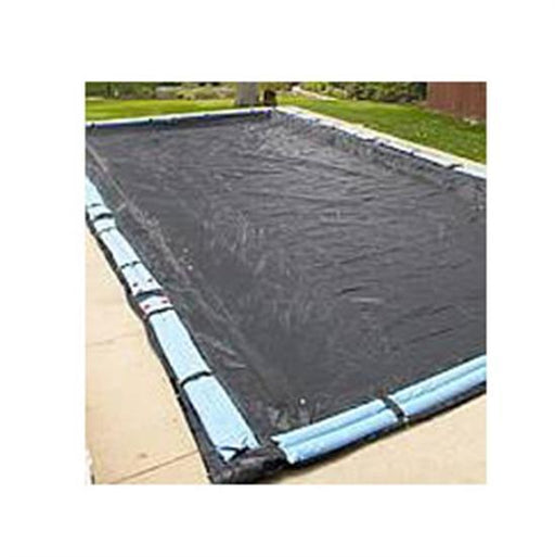 Cypress 16' x 36' Rect. In-Ground Mesh Winter Cover-Aqua Supercenter Outlet - Discount Swimming Pool Supplies