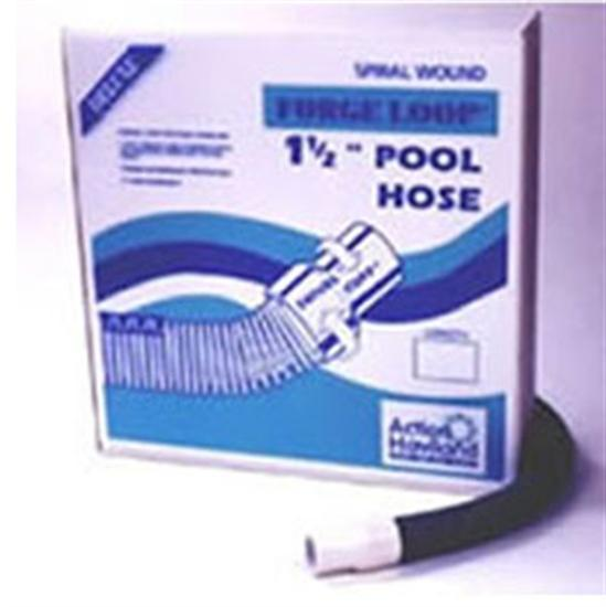 "Deluxe In-Ground Vacuum Hose 1 1/2"" - Length: 40'-Aqua Supercenter Outlet - Discount Swimming Pool Supplies"