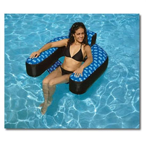 Fabric Covered Suspending Chair-Aqua Supercenter Outlet - Discount Swimming Pool Supplies